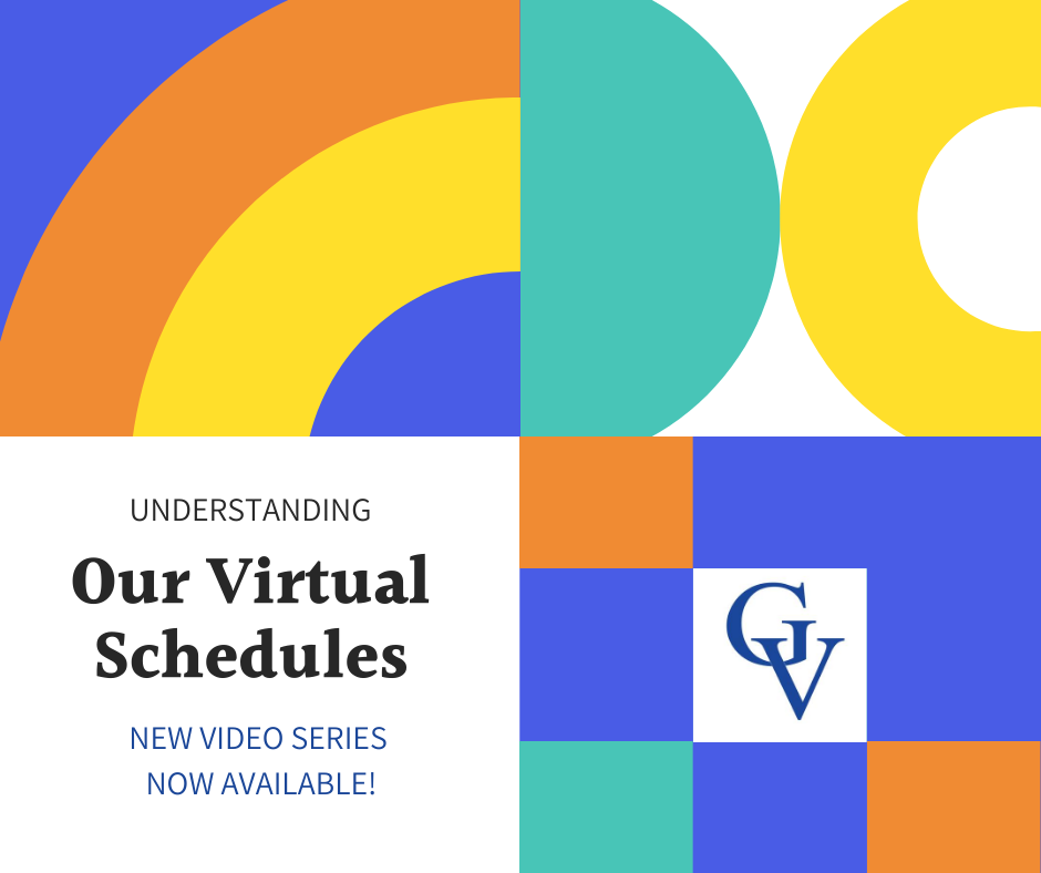 virtual schedule videos now online