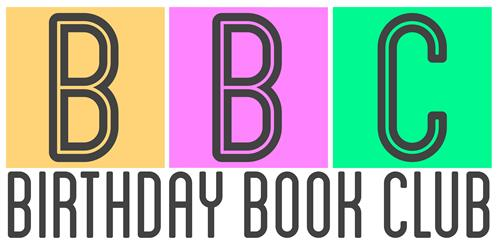 Birthday Book Club Logo