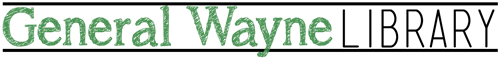 General Wayne Library Logo