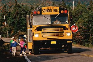 Bus routes, walking routes, bus load counts, questions regarding school district transportation guidelines