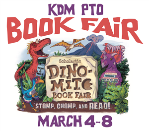 Book Fair! March 2 - 6
