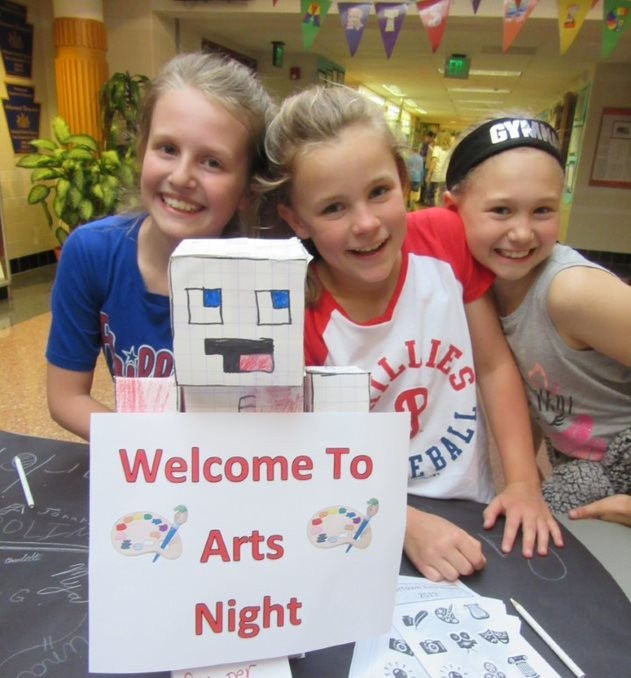 2nd Annual Arts Night