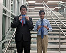 Chester County Science Fair winners