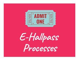 eHallpass Graphic