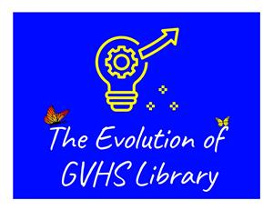 Evolution of Library Graphic