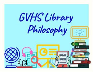 Library Philosophy Graphic