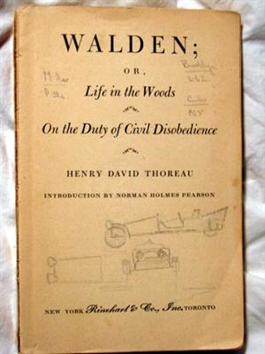 walden a rhetorical analysis Free study guides and book notes including comprehensive chapter analysis, complete summary analysis, author biography information, character profiles, theme analysis, metaphor analysis, and top ten quotes on classic literature.