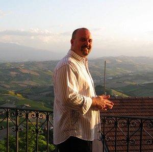 Mr. Morabito in Italy