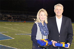 Outstanding Alumni Inducted to Wall of Fame
