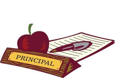 Letter from the Principal (3/24/2021)