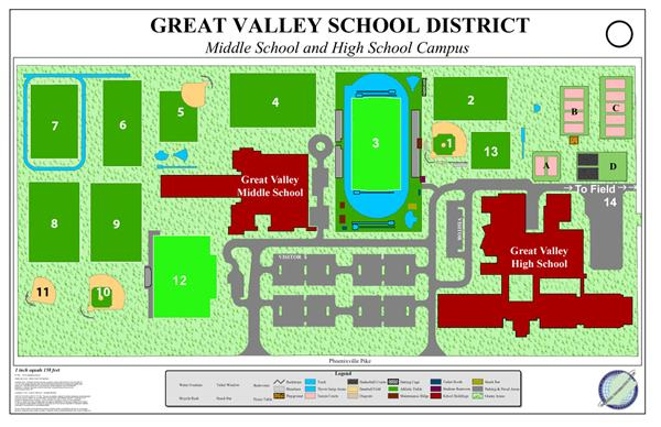 GVSD Athletic Fields